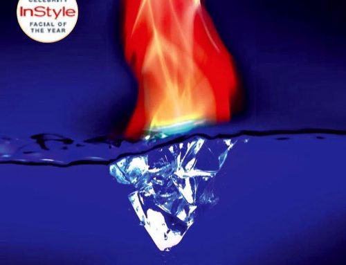 FIRE + ICE FACIAL InStyle REVIEW