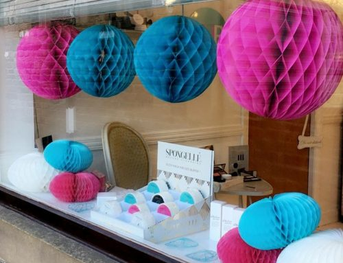 May's Window with my Gorgeous Brand Colours